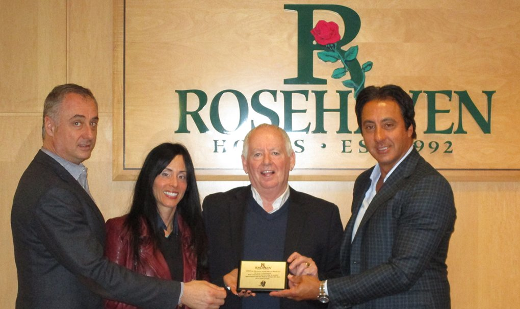 Rosehaven STEPS to Recovery Donation