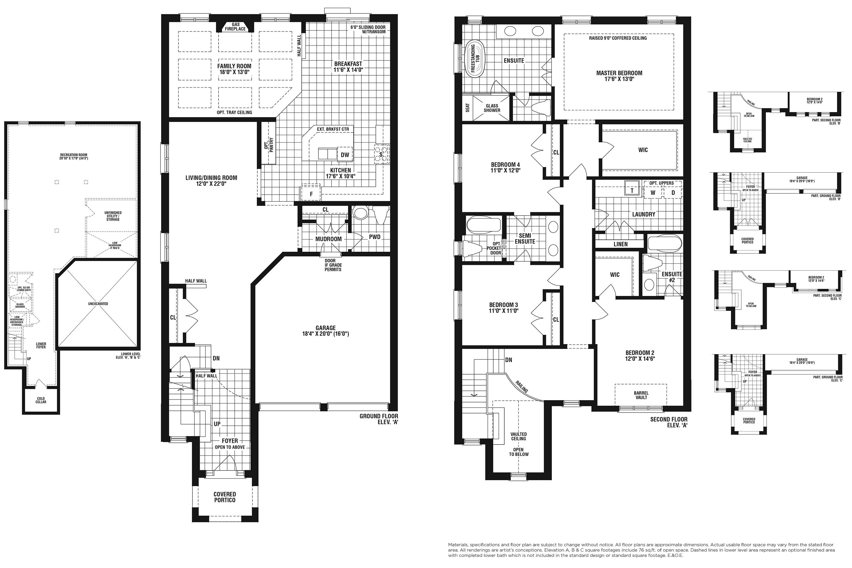 McCallum Floorplan