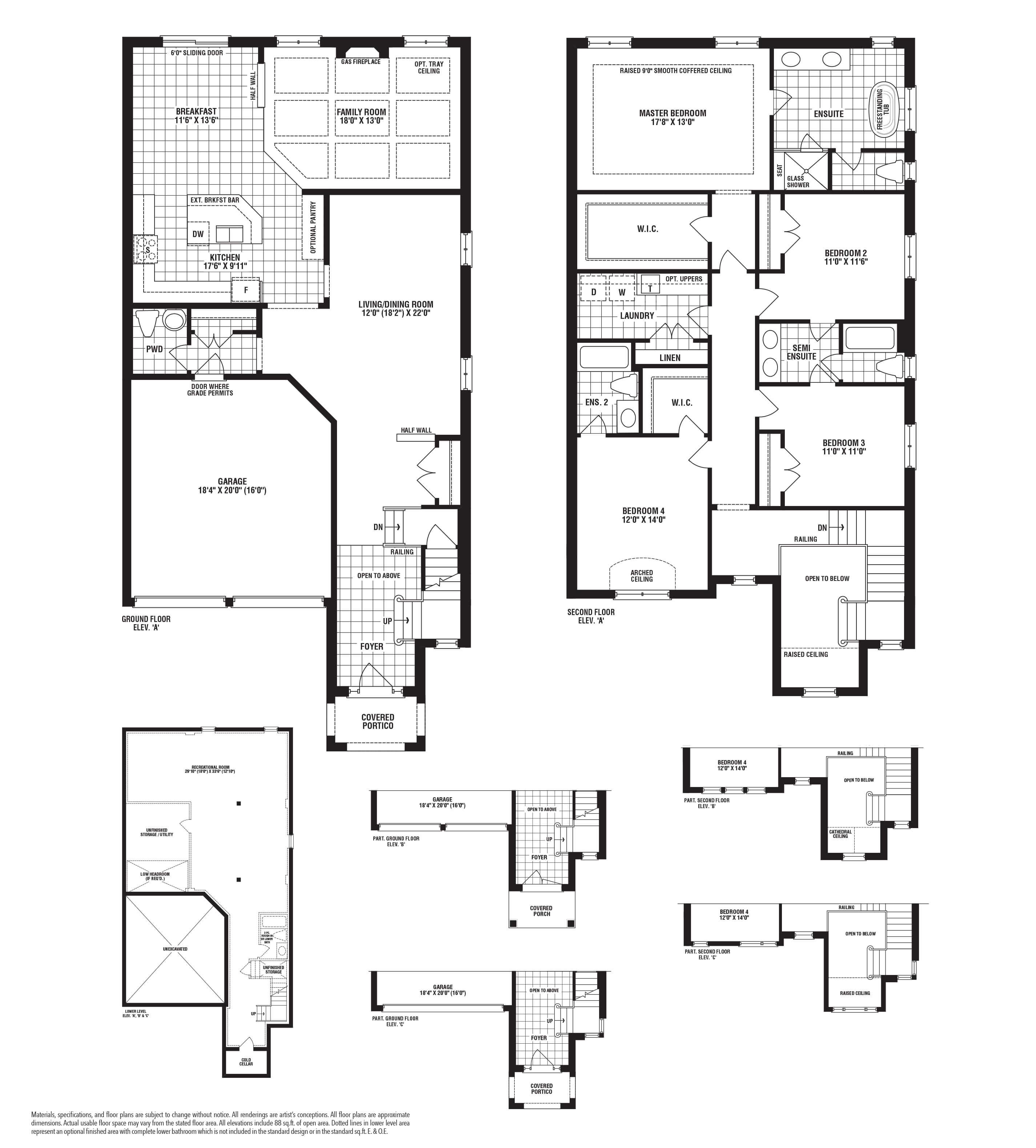 Sapphire Floorplan