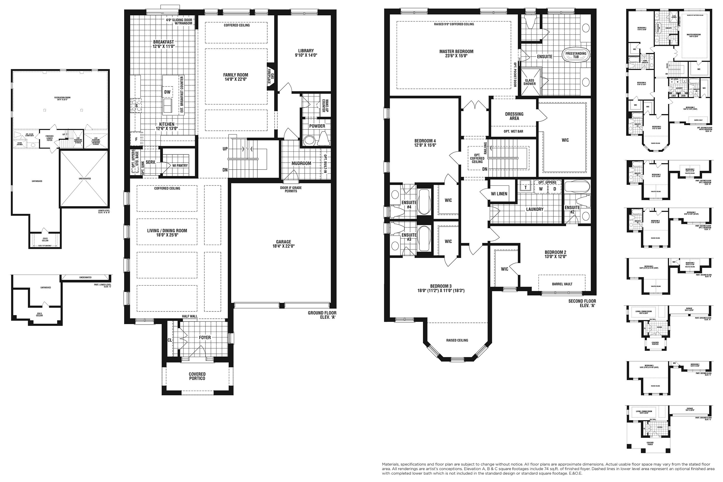 Simcoe Floorplan