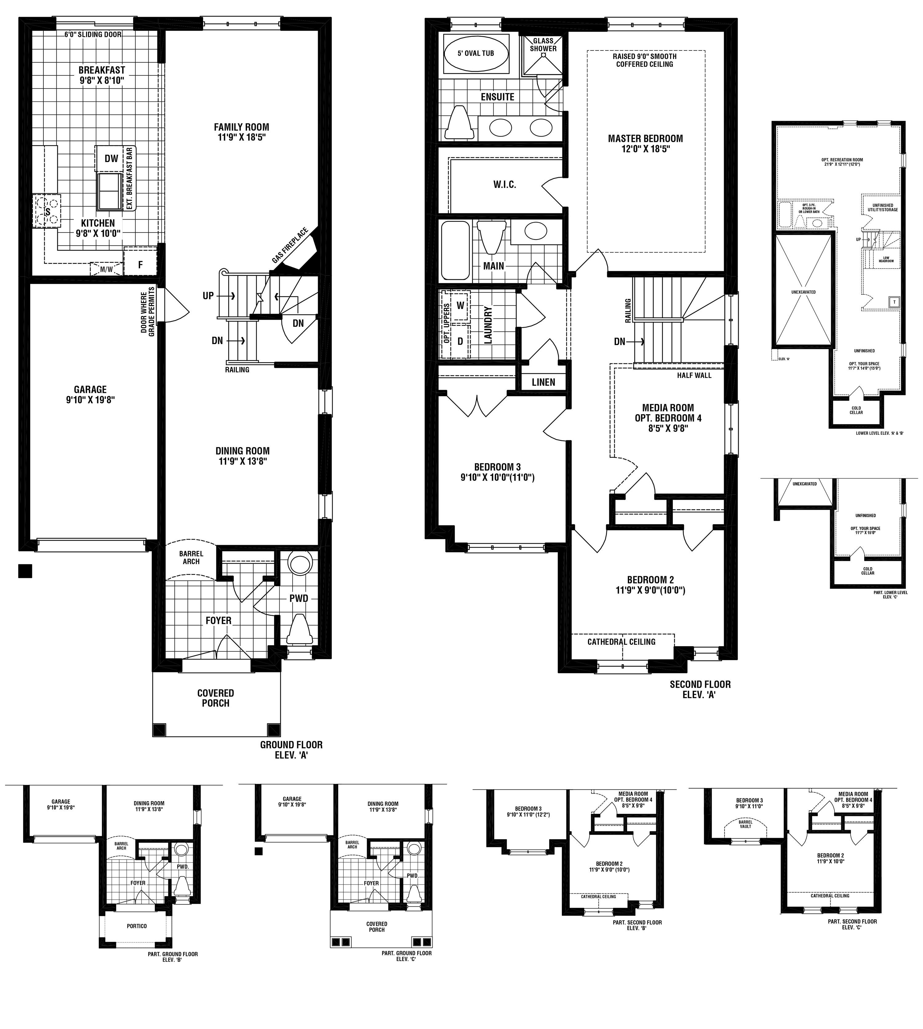 Glenbrook Floorplan