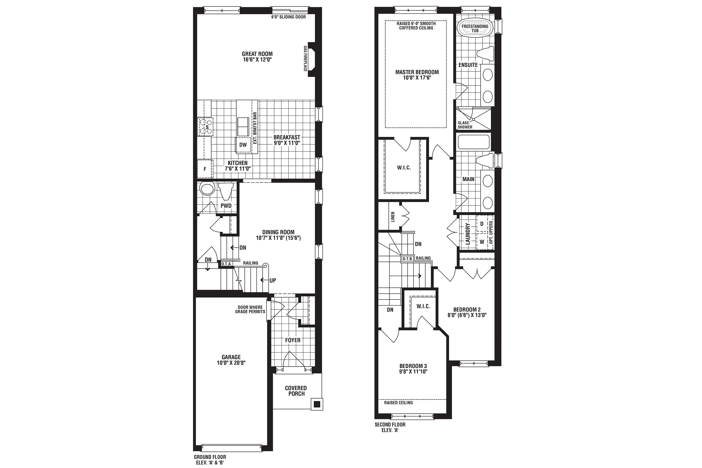 Opal Floorplan