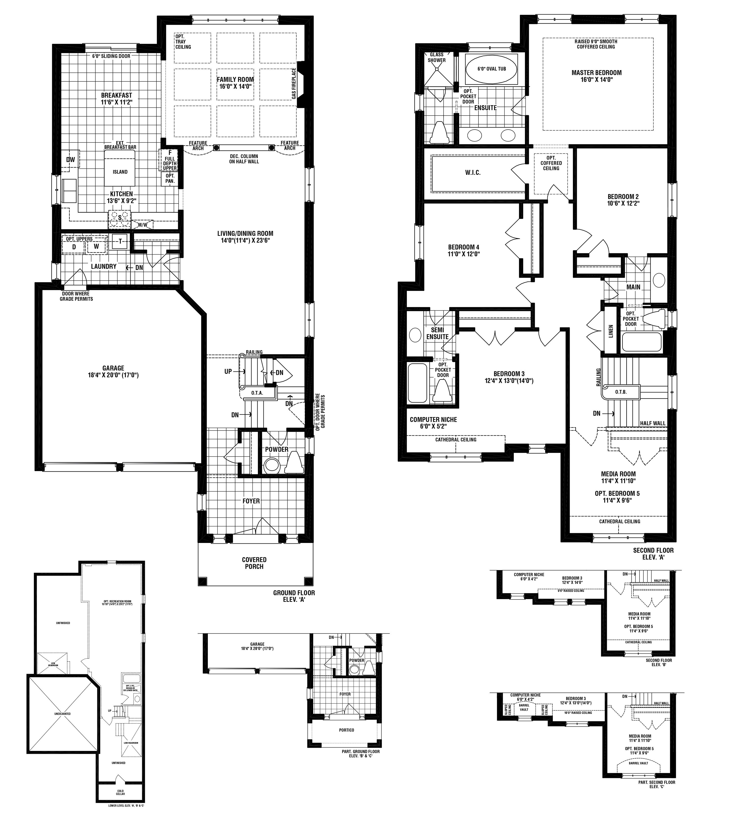 Ravenscliffe Floorplan