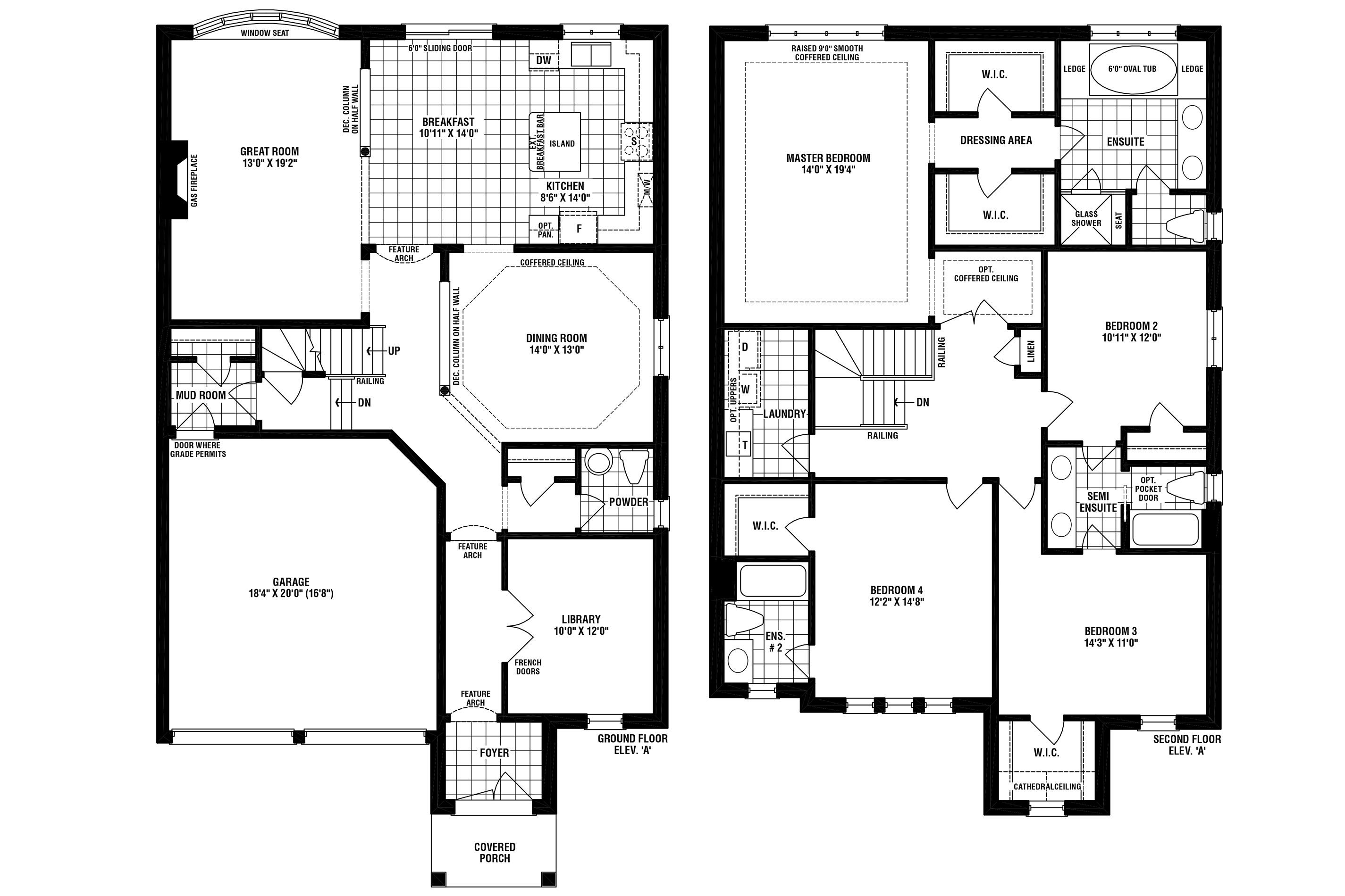 Rollingwood Floorplan