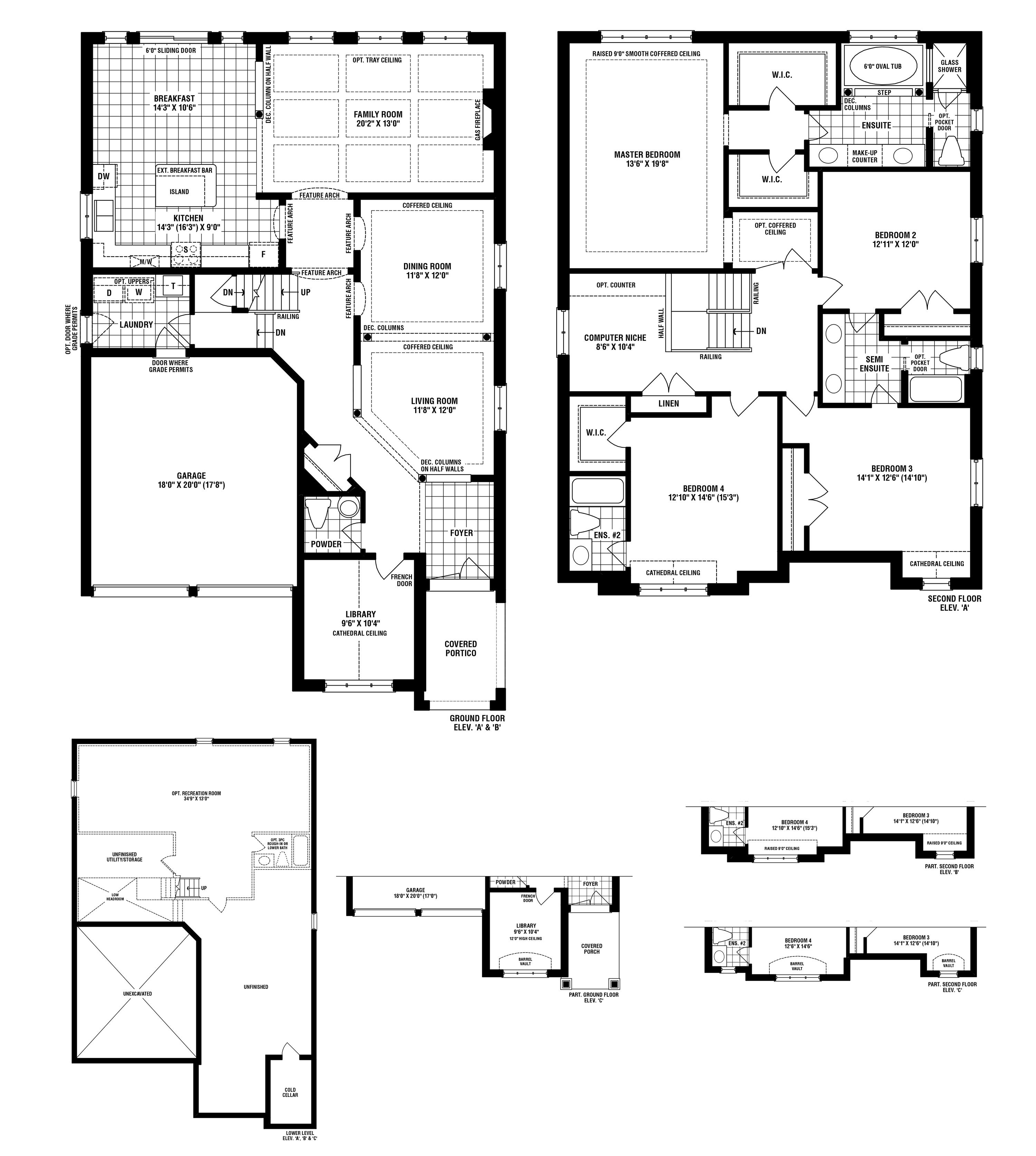 Scottsdale Floorplan