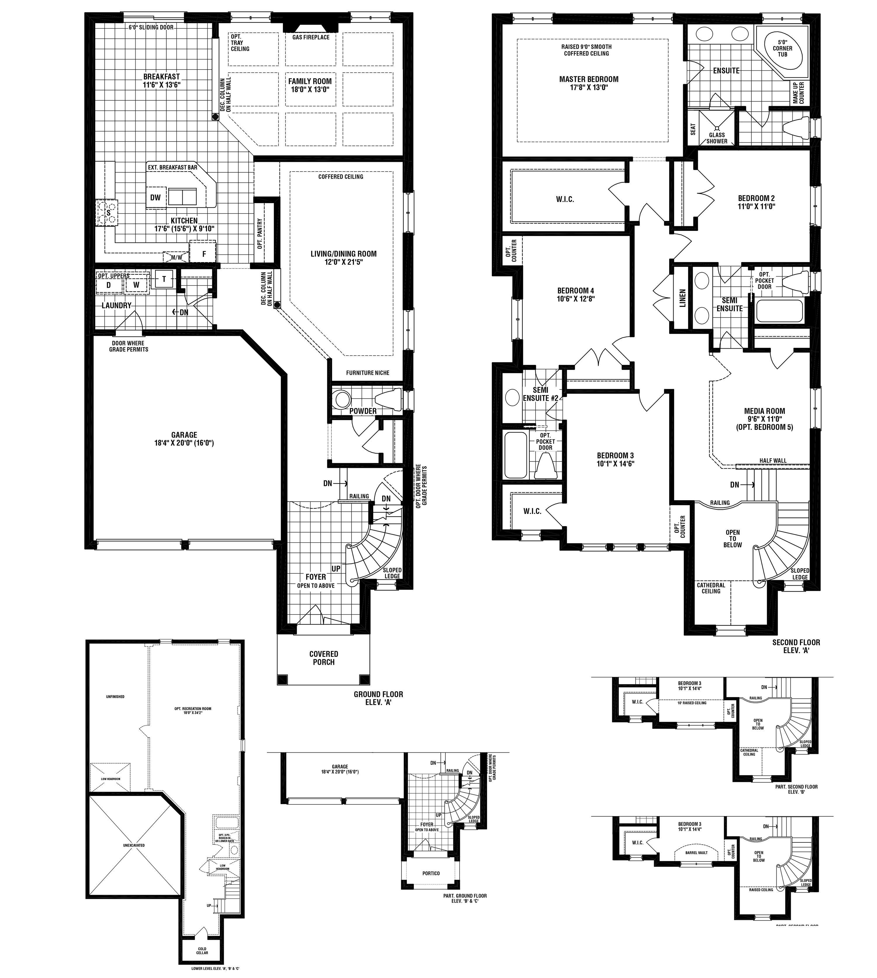 Thorndale Floorplan