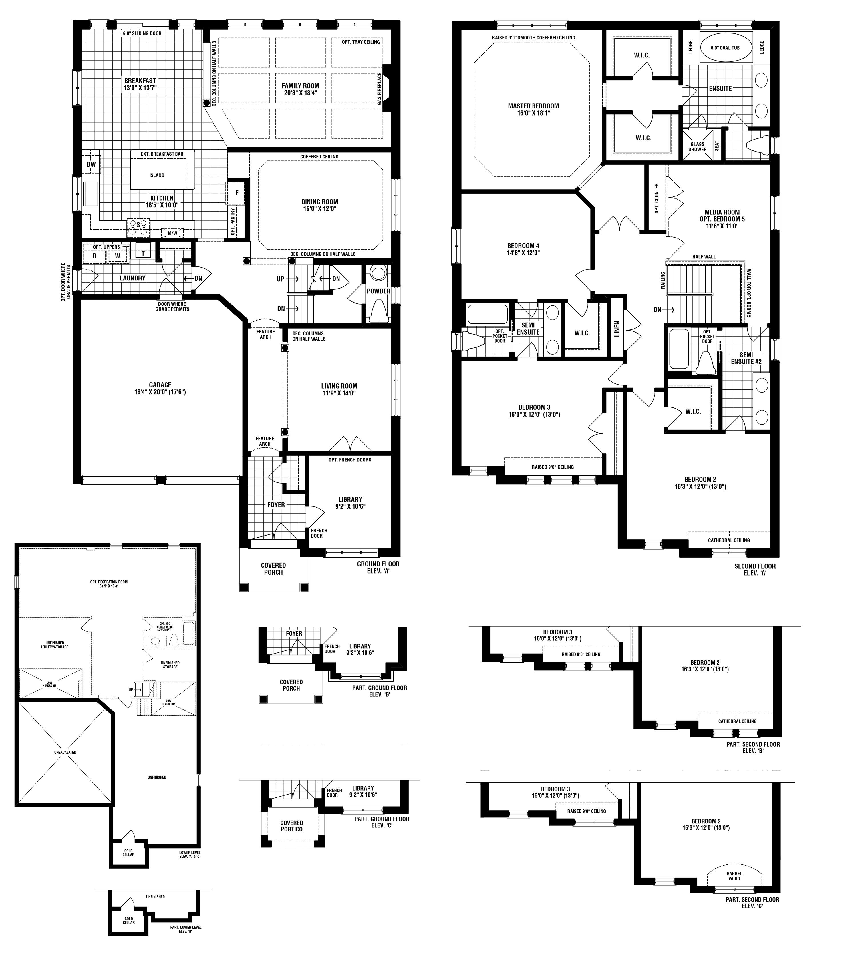 Valleycreek Floorplan