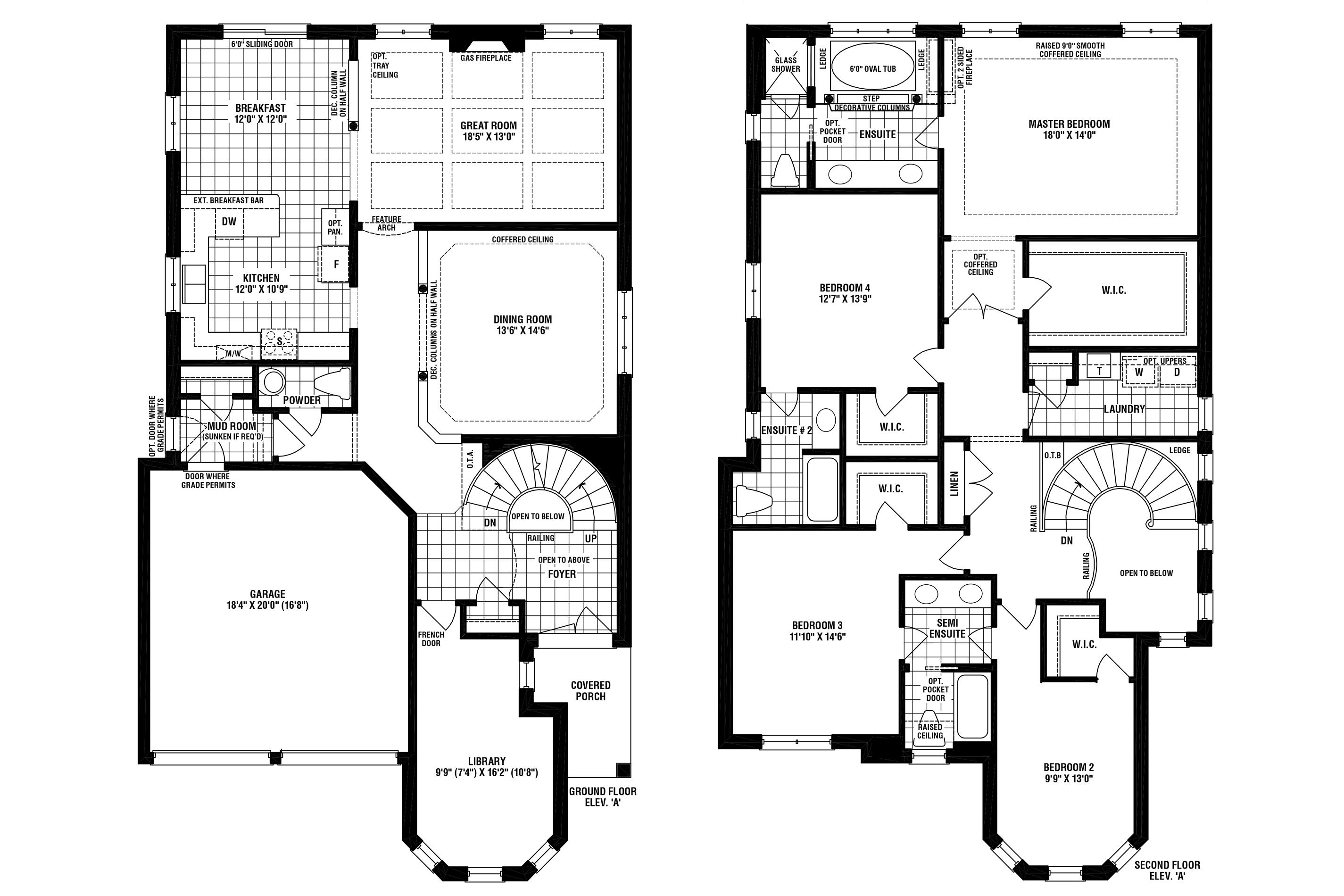 Wildfield Floorplan