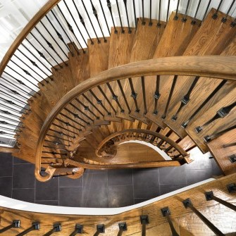 New Homs Oak Staircase