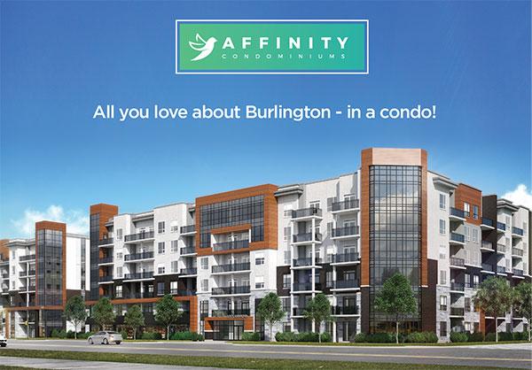 Affinity Condos Burlington