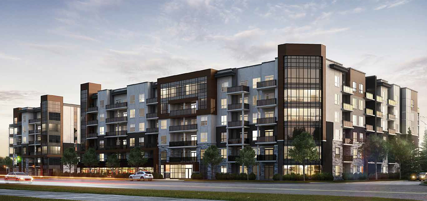 Affinity Condos in Aldershot is on the move
