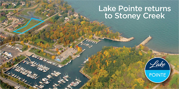 Lake Pointe in Stoney Creek