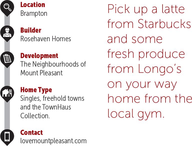 New Homes in Brampton location b2