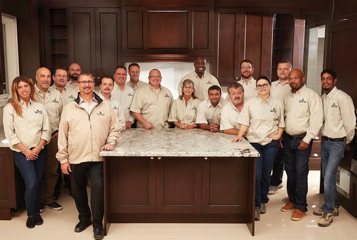 Rosehaven Homes' Service Team