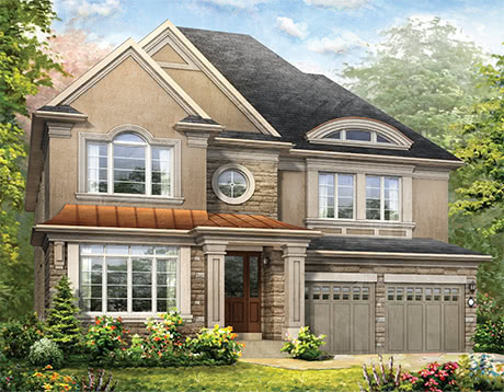 New Homes for sale in Holland Landing