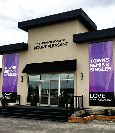 Mount Pleasant Sales Office