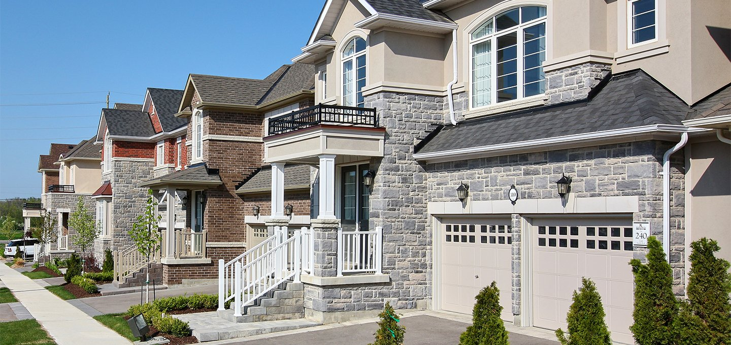 Brampton New Home for sale