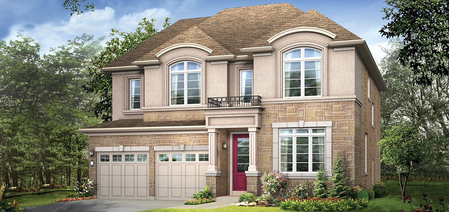 New Homes in Holland Landing